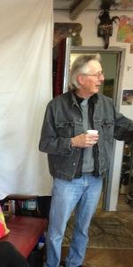 Rob Rolfe - Poet Laureate