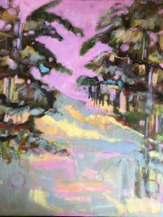 "Twilight - oil - 20x16"" $375"